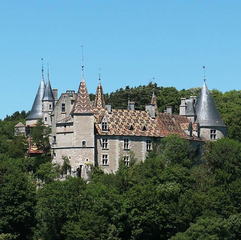 Château de Rochepot