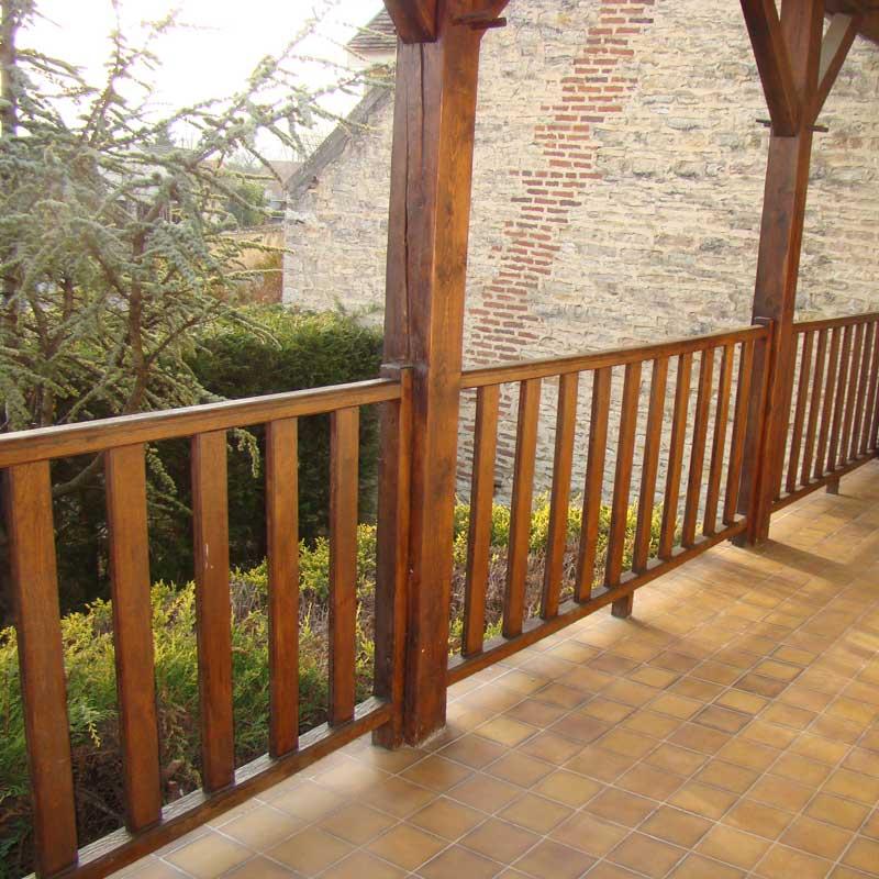 Balcon terrasse de 20m2