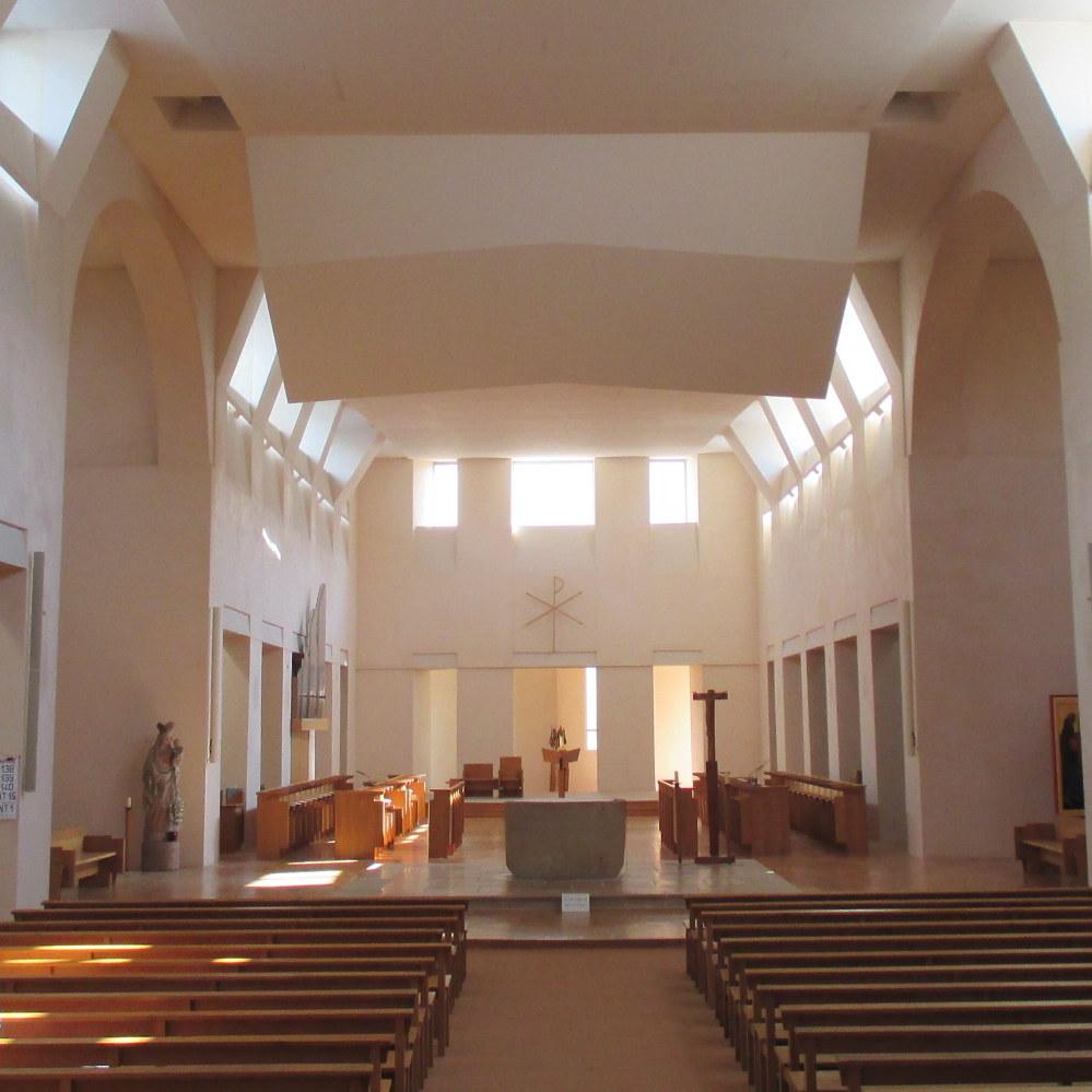 Abbaye de Citeaux : église