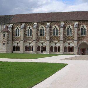 Abbaye de Citeaux : bibliothèque